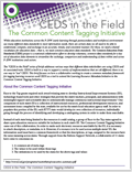 CEDS in the Field: The Common Content Tagging Initiative